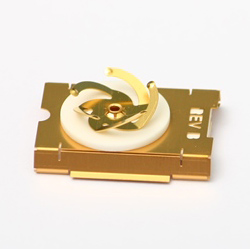 真空鍍膜機用晶控探頭組件