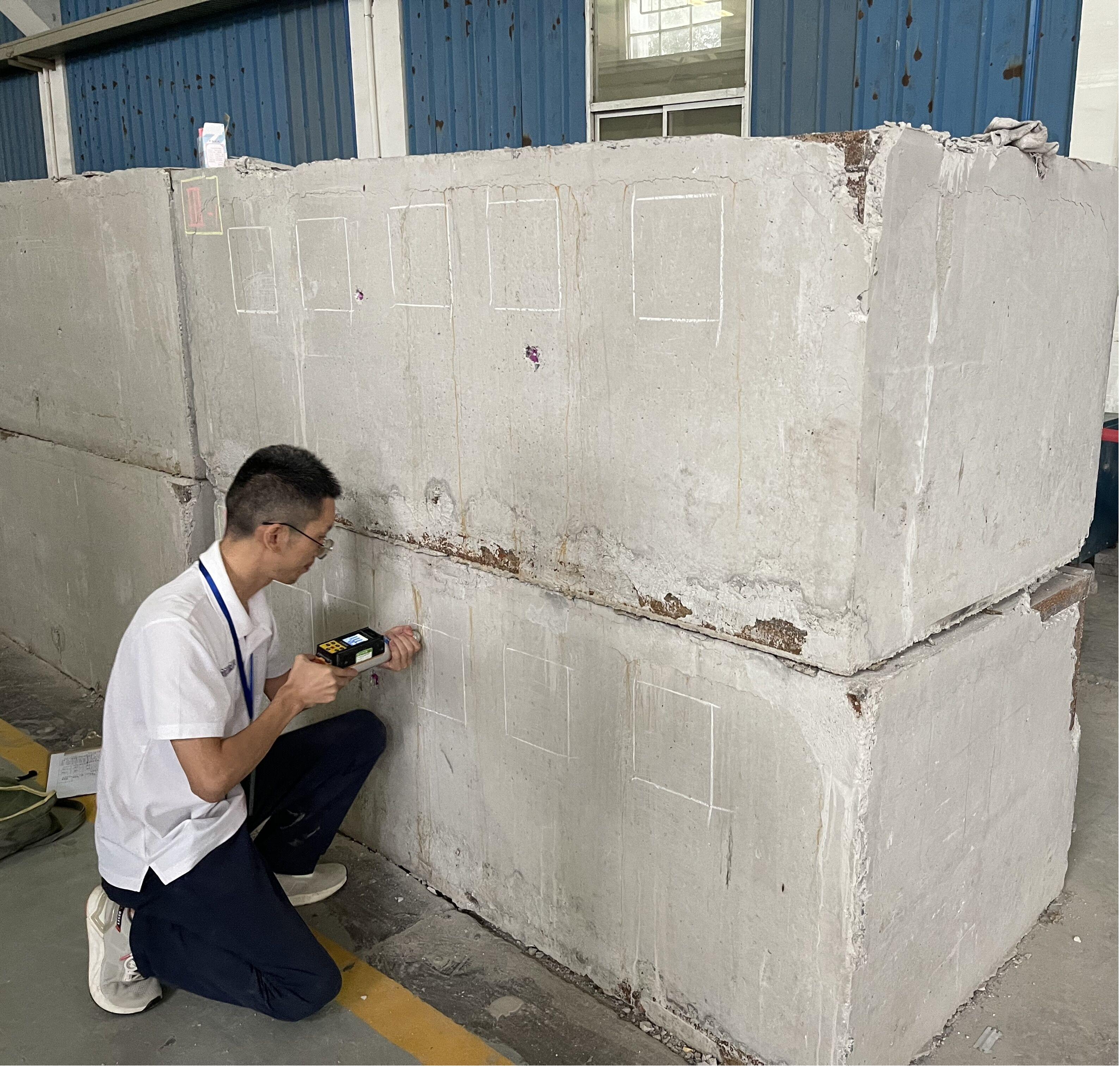 江蘇城工司法鑒定所順利舉辦混凝土強度檢測交流會