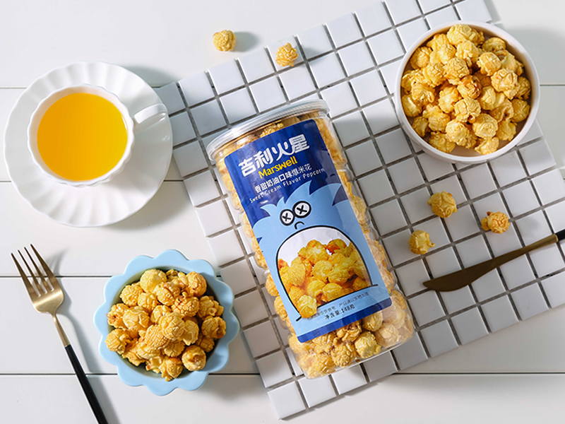 148g罐装奶油爆米花
