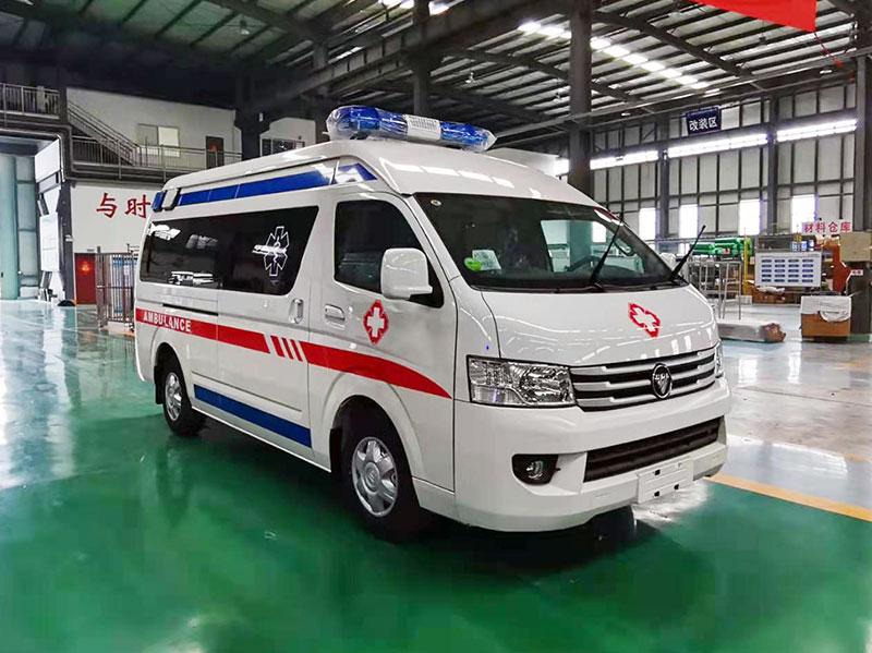 G9监护型救护车