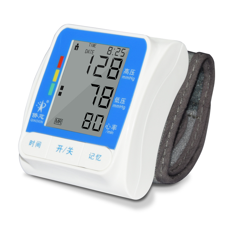 手腕式电子血压计主图5