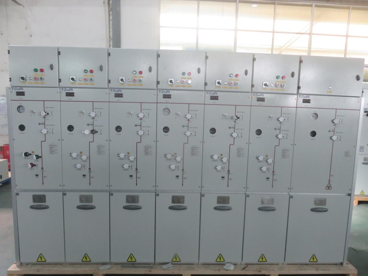 10kV  環保氣體絕緣環網柜