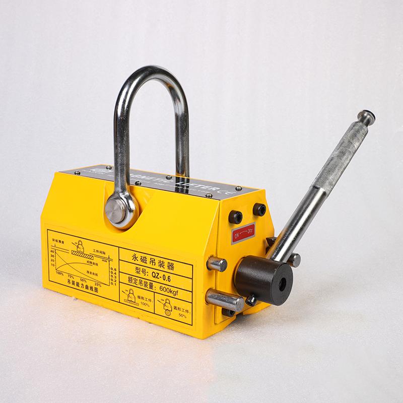 QZ1手動永磁吊裝器