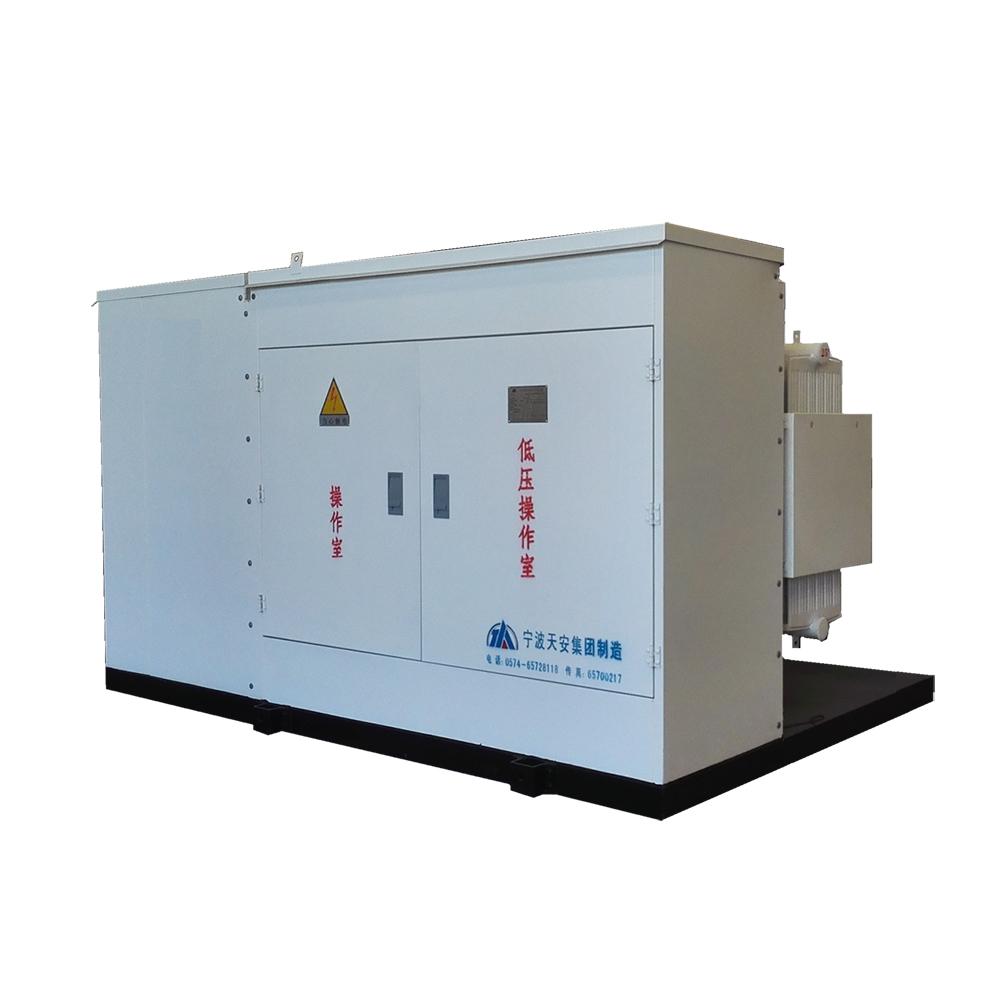 ZGS-Z/35風力發電專用組合式變壓器