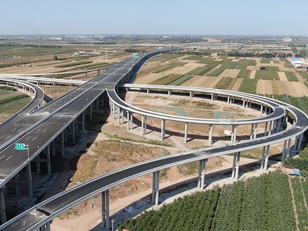 青岛新机场高速公路工程TJ1标段