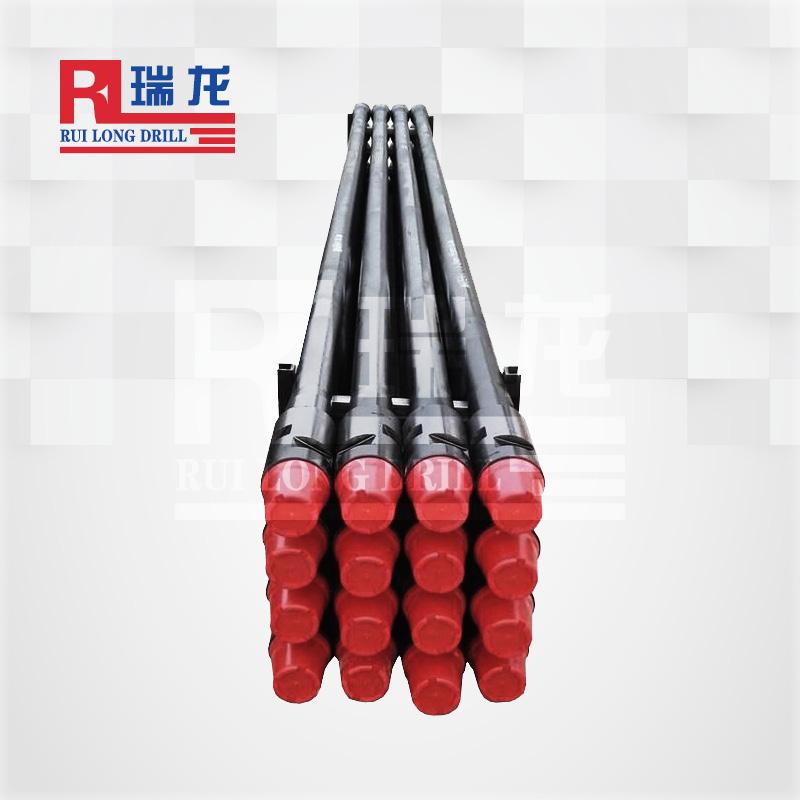 76水井钻杆 潜孔钻杆  通水钻杆 瑞龙钻具