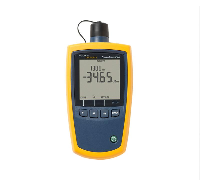 SimpliFiber? Pro 光功率計和光纖測試儀