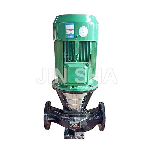 ISG IRG 管道泵