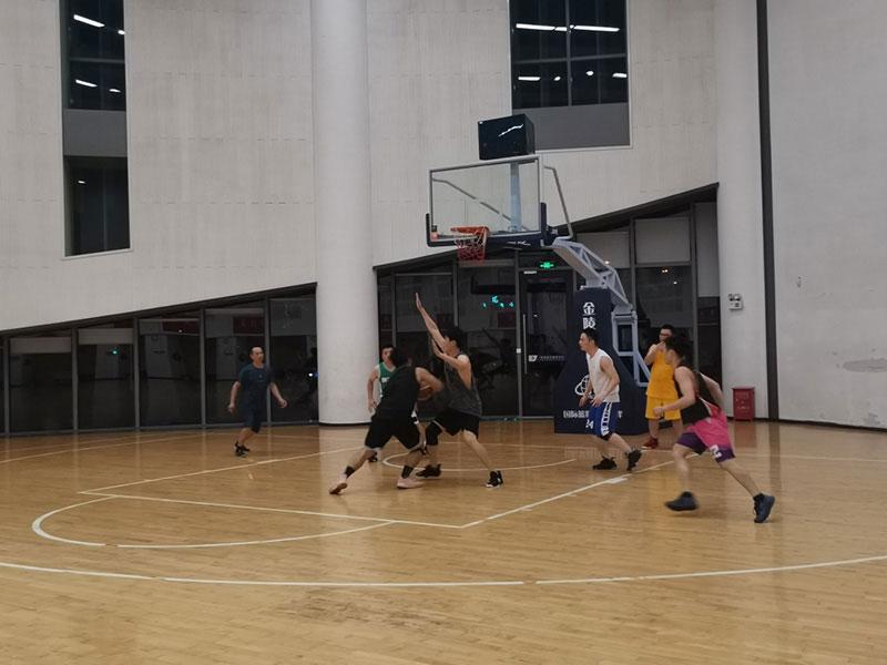 乘奧運精神  展納諾風采——納諾科技第三屆籃球賽圓滿結束
