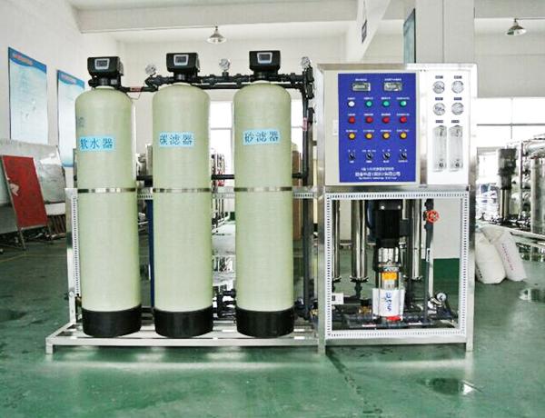 電子超純水設備