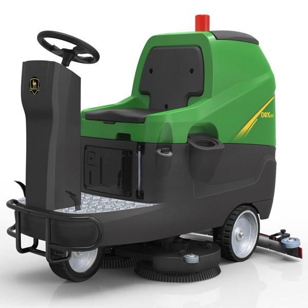BC900中型駕駛式洗地機-百特威