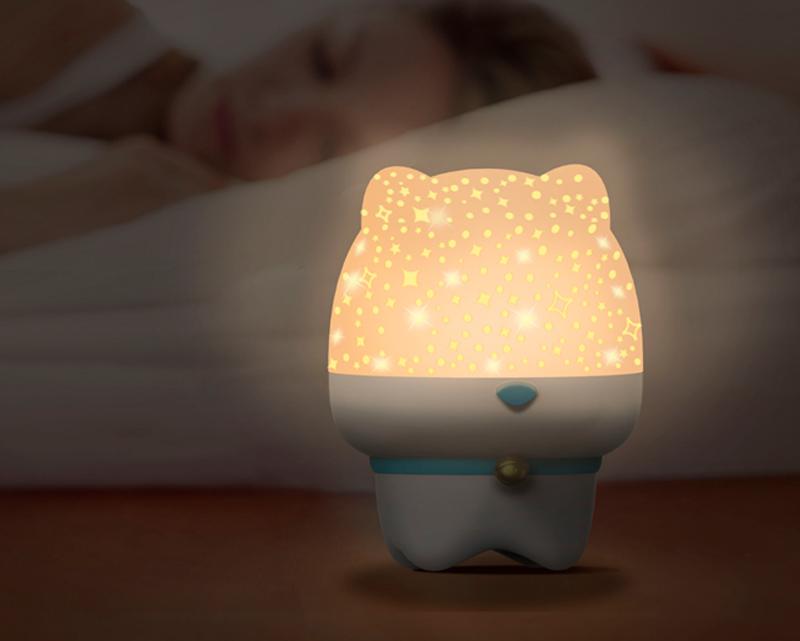 萌 寵 投 影 燈