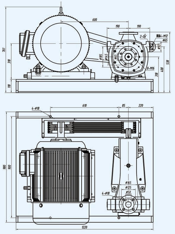 RHMJ万博网页版手机登陆高速剪切乳化磨机