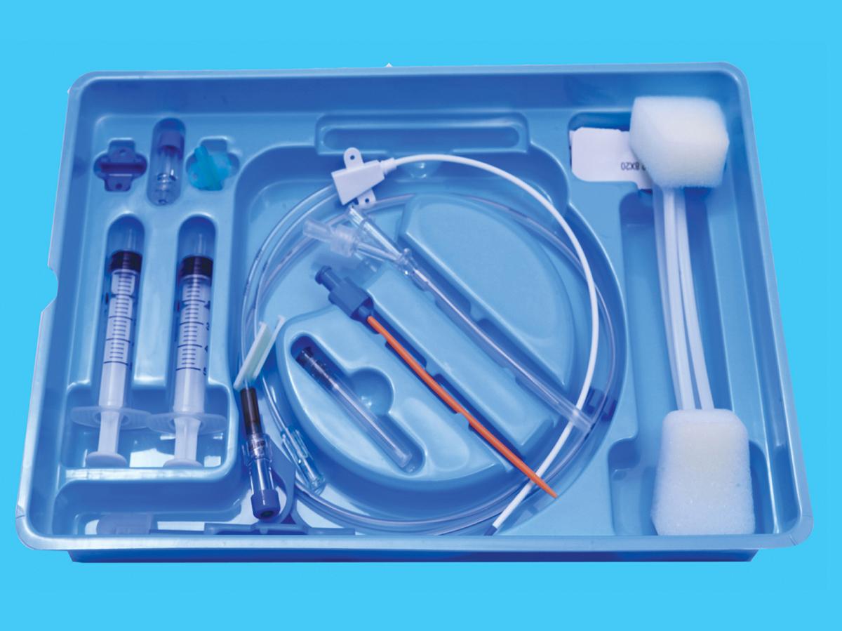 一次性使用中心靜脈導管包