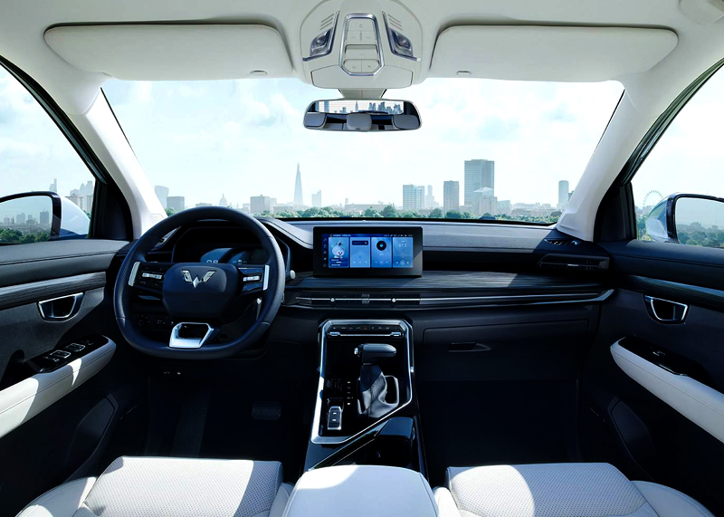 心有靈犀,星辰相伴丨ADAYO華陽助力五菱汽車打造全球銀標首款戰略型SUV