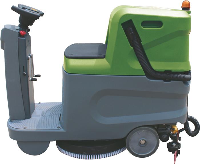 駕駛式自動洗地車BC600D迷你型