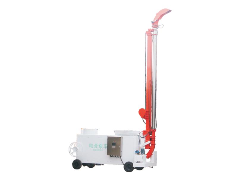 筒仓型粮食泵车