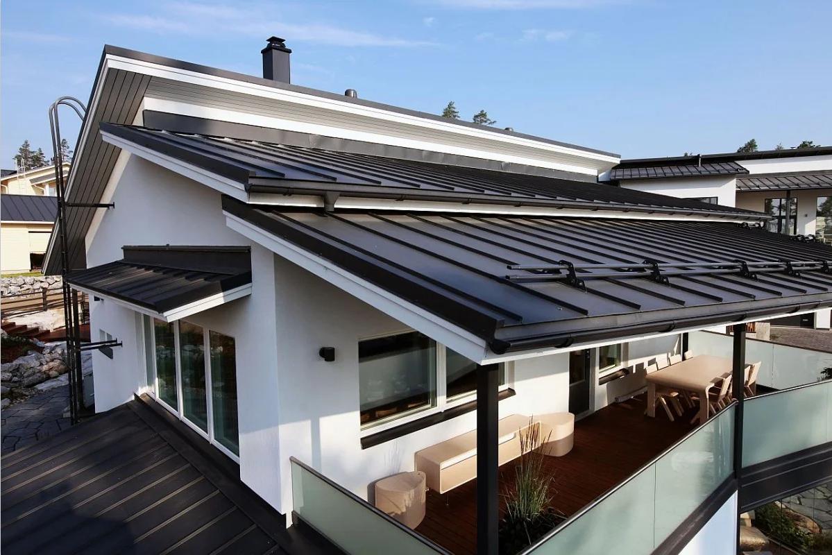 鋁鎂錳屋面板,鋁鎂錳屋面板的應用