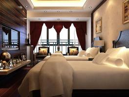 星級酒店精裝家具