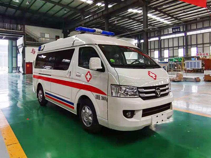 G7监护型救护车