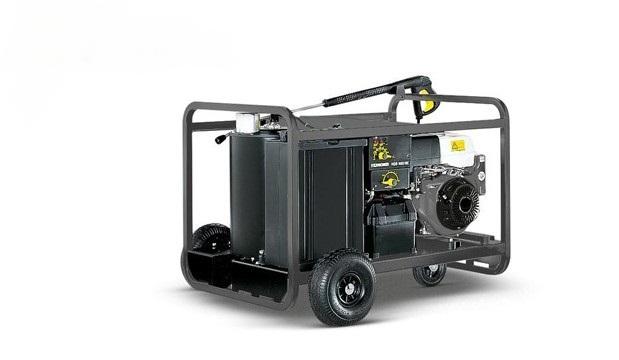 汽油機冷熱水高壓清洗機HDS1000DE 德國karcher凱馳