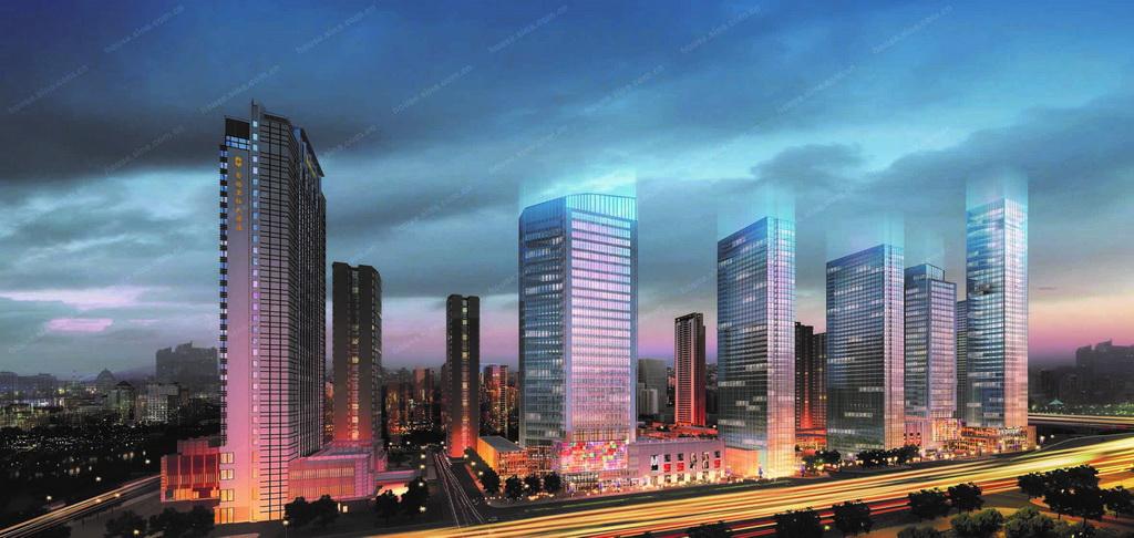 商業智能樓宇行業