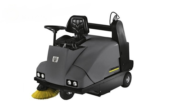 駕駛式掃地車/清掃車KMR1250B karcher/凱馳