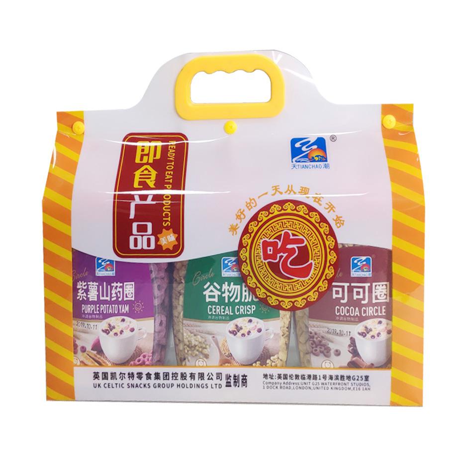 即食產品禮盒 3合1