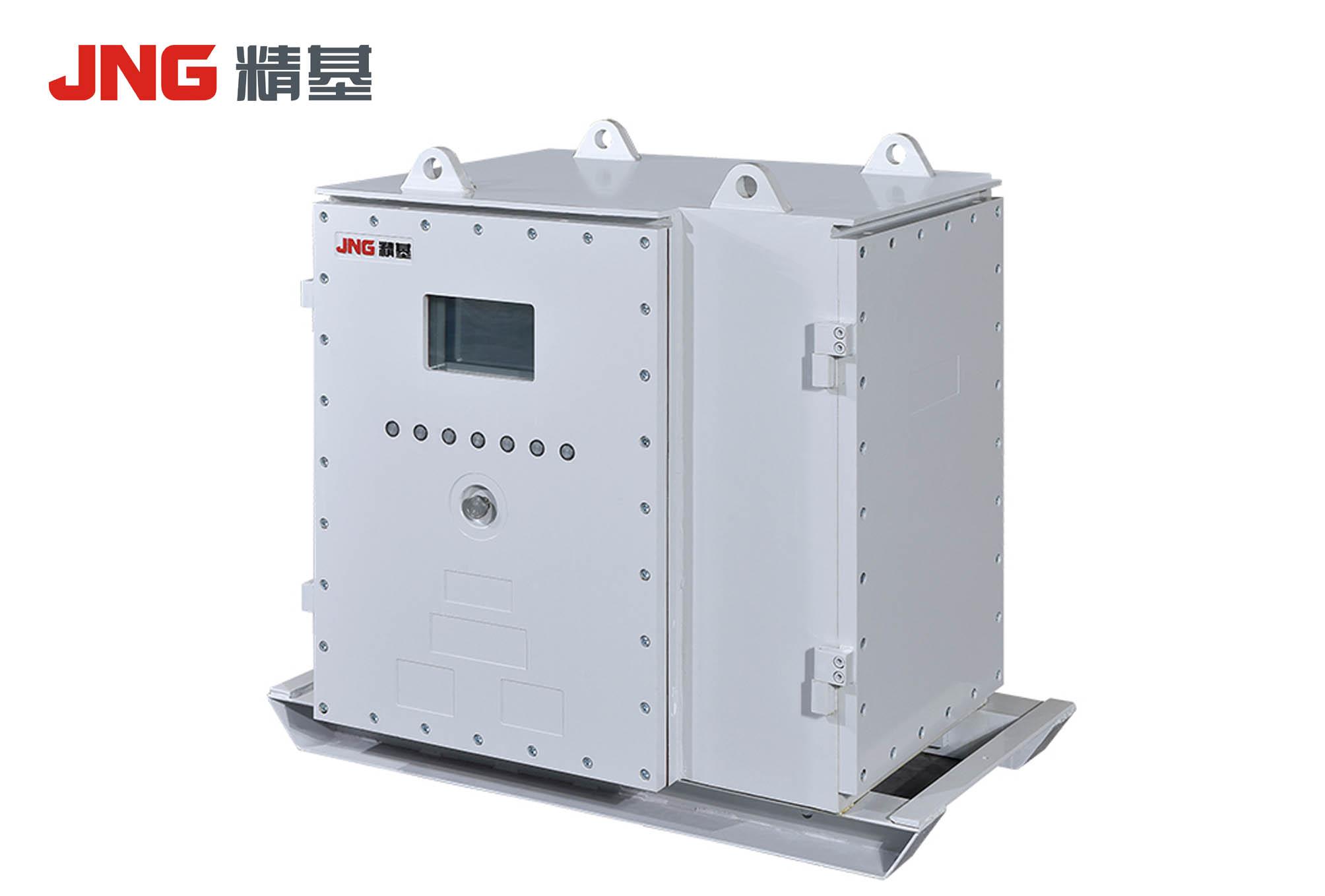 礦用隔爆兼本安型組合控制箱KXJZ-1140(660)
