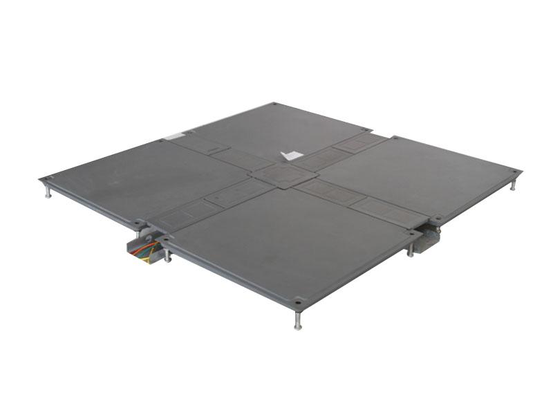 全钢线槽活动地板