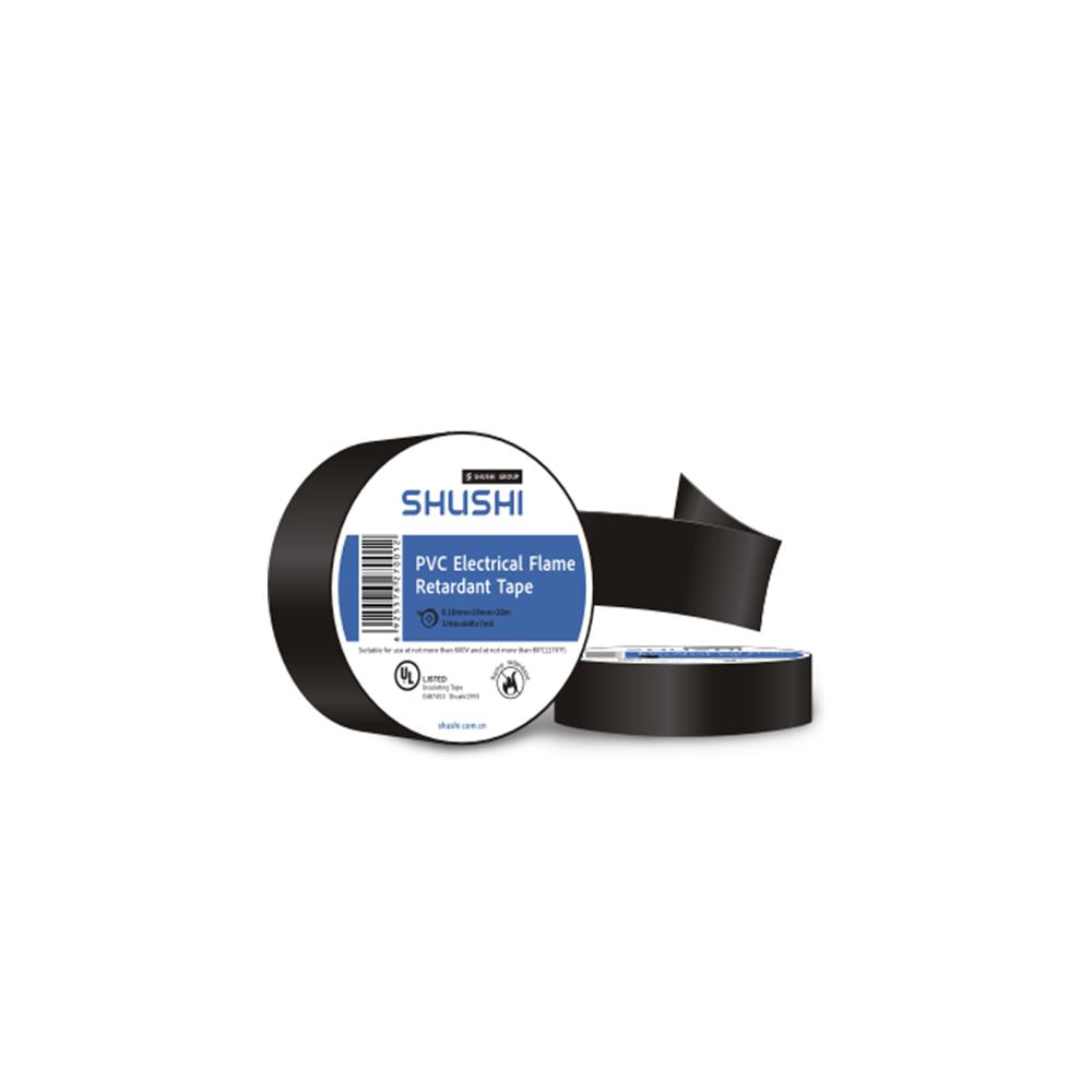 舒氏PVC電氣阻燃膠帶(通過UL認證)