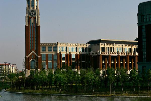 上海-松江大學城