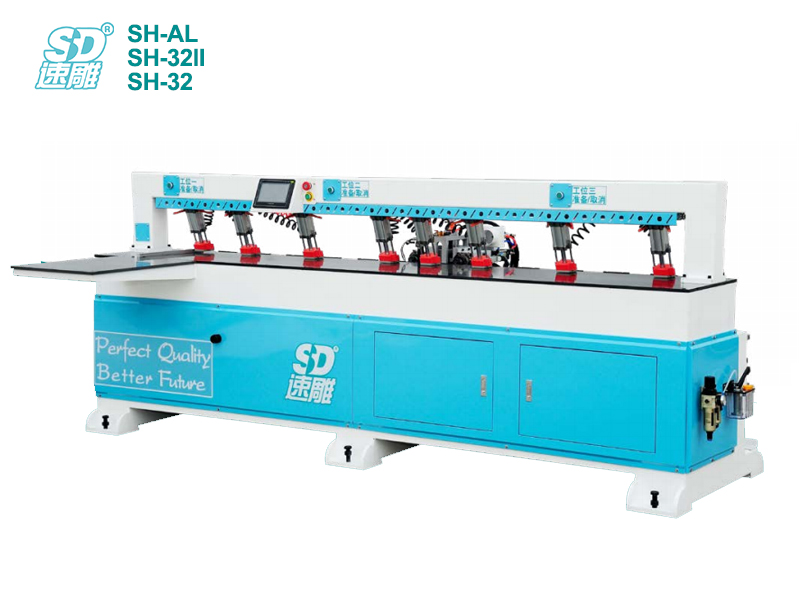 全能王側面加工中心 激光側孔專機  SH-AL SH-32II SH-32