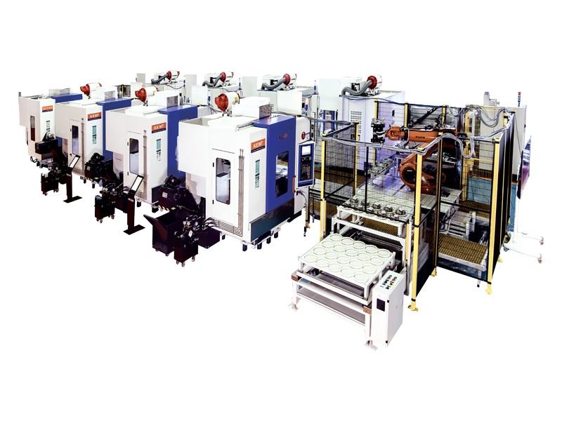 鋁型材擠壓模具