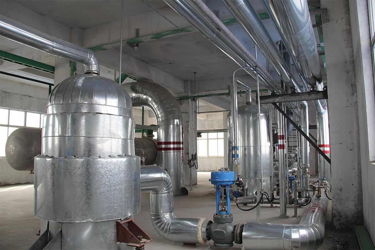 宁夏金昱元化工集团有限公司 32%-99%离子膜烧碱固碱装置