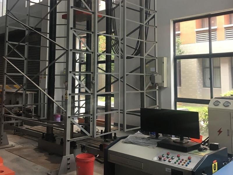 微機控制長柱試驗檢測