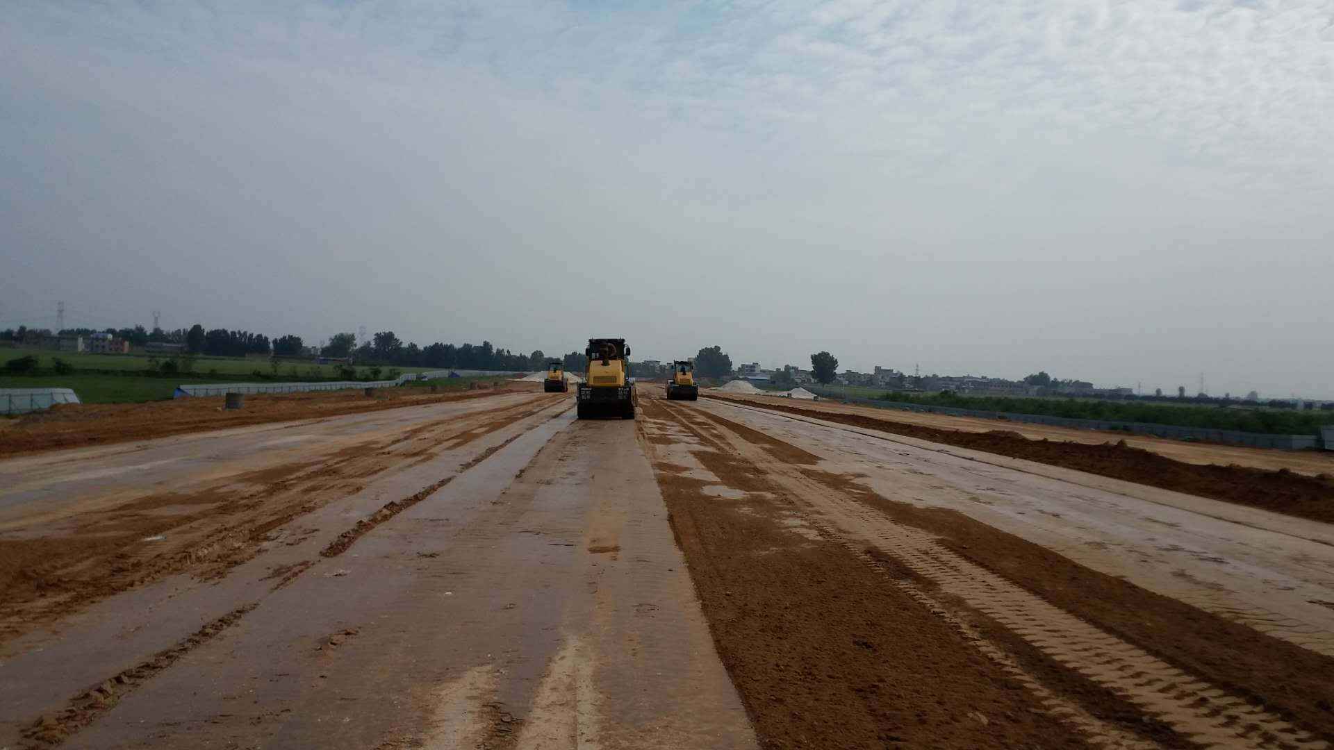 路基土方施工