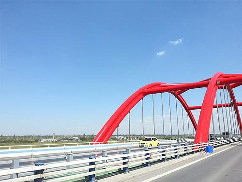 閱海大橋防腐蝕涂裝工程