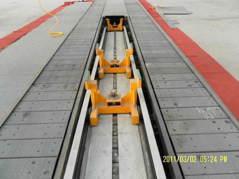DT200垂直返回式輸送機