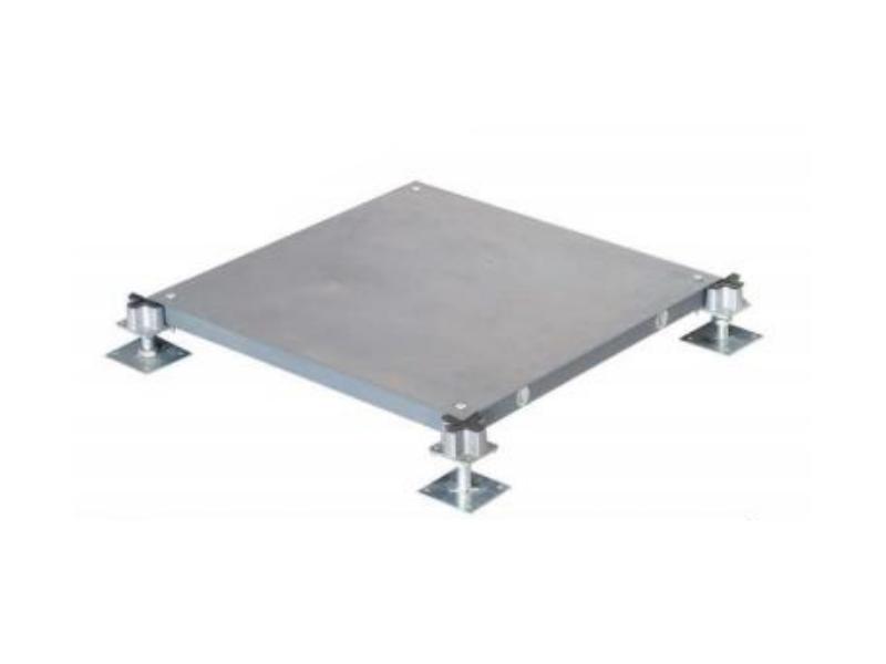 全钢裸面架空地板