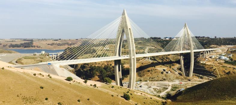 摩洛哥斜拉橋