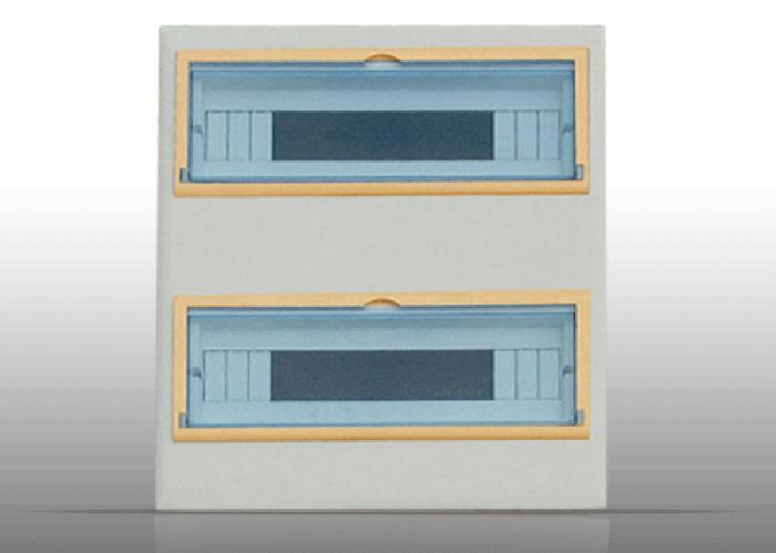 彩色框配電箱C45~10-20位
