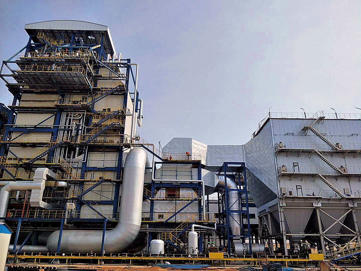 2018-2019年-TRR-SK-6000TCD糖廠250T、H鍋爐項目
