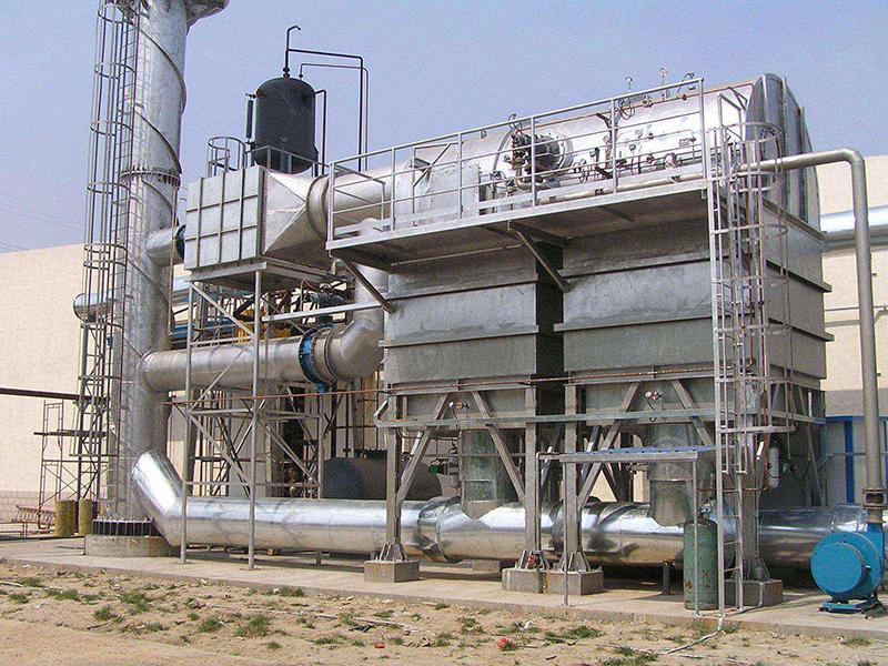 涂裝廢氣處理RTO環保設備