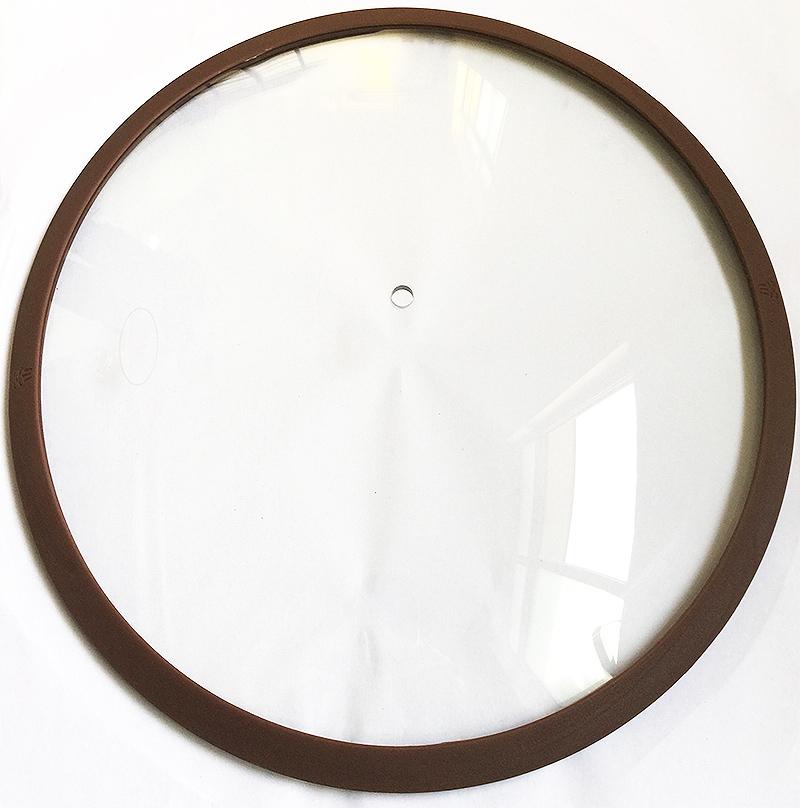 圆形硅胶盖