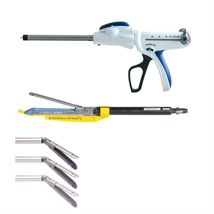 一次性腔鏡用直線型切割吻合器及釘倉組件