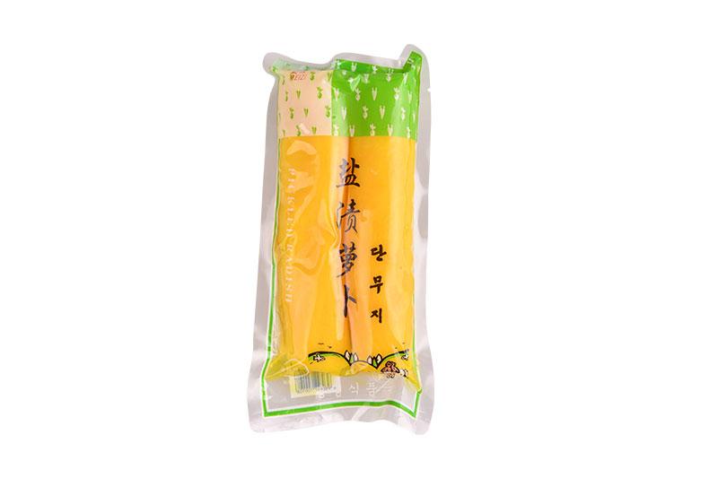 美漬壽司蘿卜段