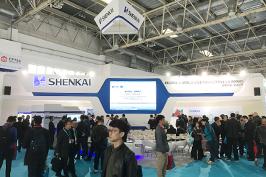 2017年3月神开股份参展第十五届中国国际石油石化技术装备展览(cippe)
