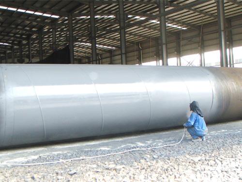 橋梁鋼護銅防腐工程