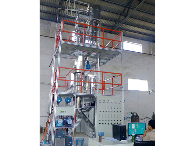 循環流化床試驗裝置